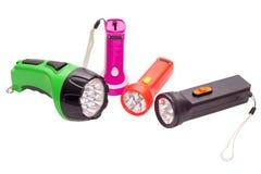 Lanterna quattro Fotografia Stock