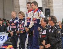 Lanterna Rally Race 2010 Stock Photo