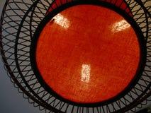 Lanterna rossa Fotografia Stock Libera da Diritti