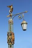 Lanterna a St Petersburg, Russia fotografia stock