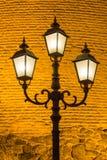 Lanterna a Tbilisi Fotografia Stock