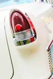 lanterna traseira de Chevy BelAir dos anos 50 Fotos de Stock