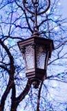 Lanterna velha imagens de stock royalty free