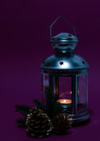Lanterna velha Foto de Stock Royalty Free