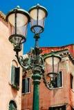 Lanterna velha da rua Imagens de Stock