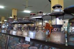 Lanterna velha do vintage Fotografia de Stock