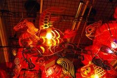 Lanternas 3   Foto de Stock