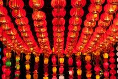 Lanternas asiáticas Fotografia de Stock Royalty Free
