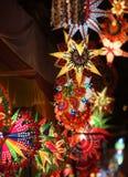 Lanternas bonitas Imagens de Stock Royalty Free