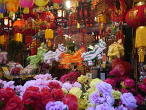 Lanternas chinesas Fotos de Stock Royalty Free