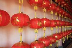 Lanternas chinesas Imagem de Stock