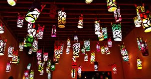 Lanternas colombianas Fotos de Stock Royalty Free