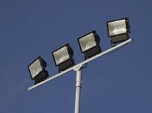 Lanternas da rua Imagens de Stock
