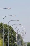Lanternas da rua Fotos de Stock