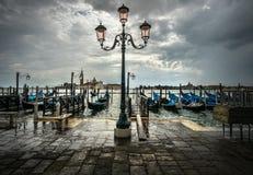 Lanternas de Veneza foto de stock