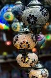 Lanternas de vidro 2 Imagem de Stock