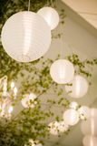 Lanternas do globo Imagens de Stock