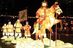 Lanternas dos soldados Imagens de Stock Royalty Free