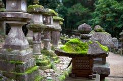 Lanternas japonesas Imagem de Stock Royalty Free