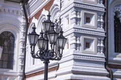 Lanternas pretas Imagem de Stock Royalty Free