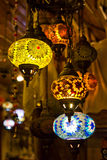 Lanternas turcas foto de stock