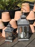 Lanternas velhas Imagem de Stock