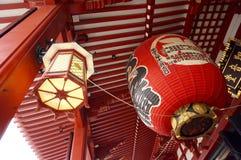 Lanternas vermelhas fotos de stock royalty free