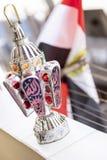 Lanterne égyptienne Images libres de droits