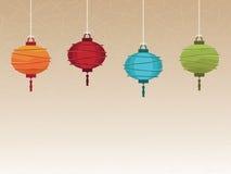 Lanterne Fotografie Stock