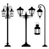 lanterne illustrazione di stock