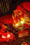 Lanterne 8 Fotografie Stock