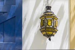 Lanterne arabe Photos stock