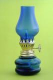 Lanterne bleue Photos libres de droits