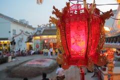 Lanterne chinoise Images stock