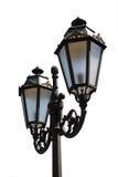 Lanterne décorative de rue Photos stock