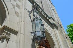 Lanterne d'éloquence, Montréal Image stock