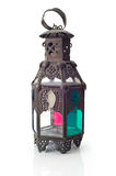 Lanterne d'isolement, Ramadan Lamp Concept Photos libres de droits