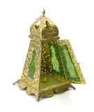 Lanterne d'isolement, Ramadan Lamp Concept Images stock