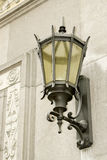 Lanterne dans NYC Photo stock