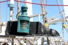 Lanterne de bateau Photographie stock libre de droits