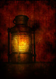 Lanterne de cru Image libre de droits