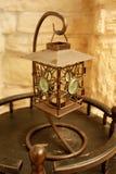Lanterne de cuivre Photo libre de droits