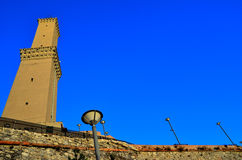 Lanterne de Gênes Image stock