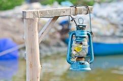 Lanterne de grange Image stock