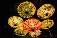 Lanterne de lustre Photos stock