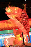 Lanterne de poissons Photos stock