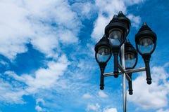 Lanterne de rue Photographie stock libre de droits