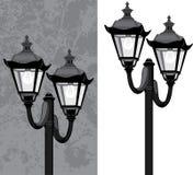 Lanterne de rue Photos libres de droits