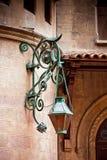 Lanterne de rue antique photographie stock libre de droits