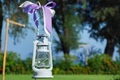 Lanterne de tempête Photo libre de droits